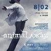 Animal ДжаZ в Ижевске (08.02.2018)