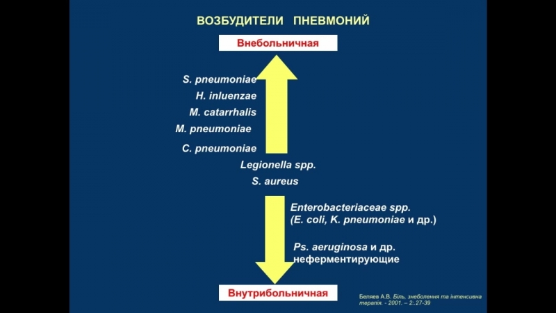 Вентилятор-ассоциированная пневмония – «освежающая» информация: комментарии к новому guidelines 2016 г.