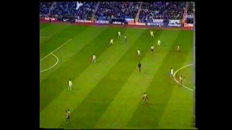 Реал Мадрид 4-2 Атлетико Мадрид (17.01.1999) | 18 тур Чемпионата Испании 1998/99