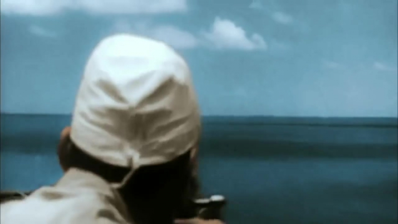 Вторая мировая война в цвете 13 Победа на Тихом океане