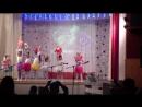 Танец с куклами Schnappi