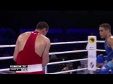 AIBA Hamburg 2017 Евгений Тищенко (91кг) 1⁄4 final