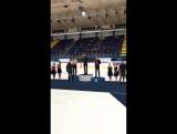 Морис Квителашвили - 1 место Gold Spin of Zagreb 2017