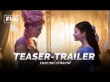 ENG | Тизер-трейлер: «Щелкунчик и четыре королевства» / «The Nutcracker and the Four Realms», 2018