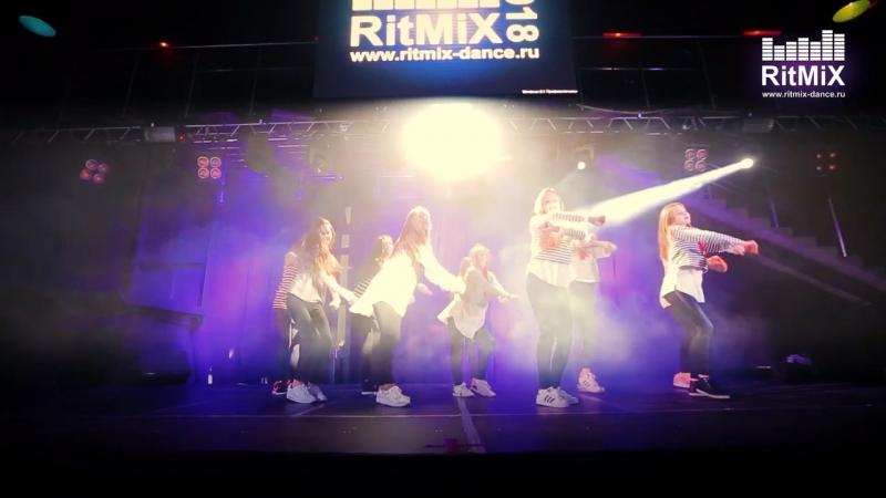 Dance mix. Группа Алёны Косицкой.