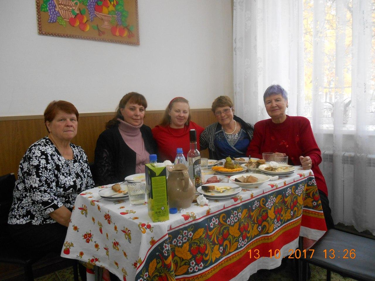 члены Кулебакской ячейки ВОС посетили город Выкса