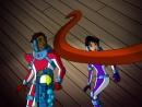 Эволюция 21 Крыша съехала Head Case Evolution The Animated Series