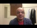 Видеоприглашение: Константин Райкин 2 октября в Театре Драмы