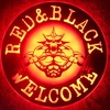 Red & Black Gym