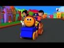 Bob The Train Hickory Dickory Dock Nursery Rhymes Children Songs by Bob The Train S02E02
