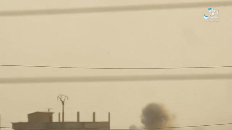 У села Хамдан на западе от города Альбу Камаль выстрелом из ПТРК выведен из строя танк сирийской армии