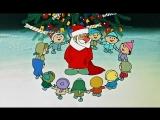 Дед Мороз и лето (1969)  HD 720 Союзмультфильм