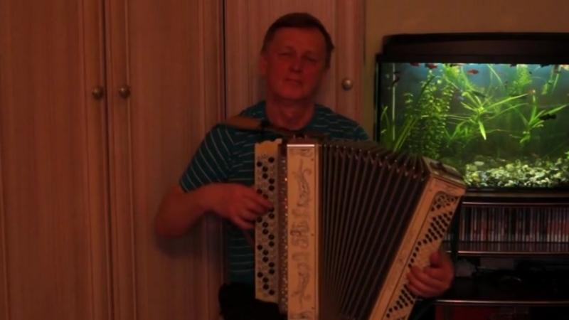 Виктор Гречкин (баян) - Смуглянка-молдованка