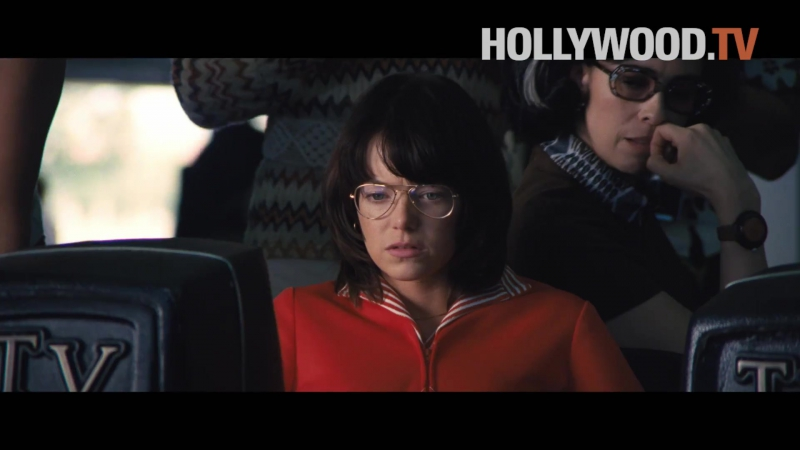 Emma Stone stars in Battle of the Sexes - Hollywood TV