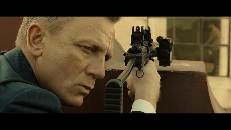 007: СПЕКТР - Начальная миссия