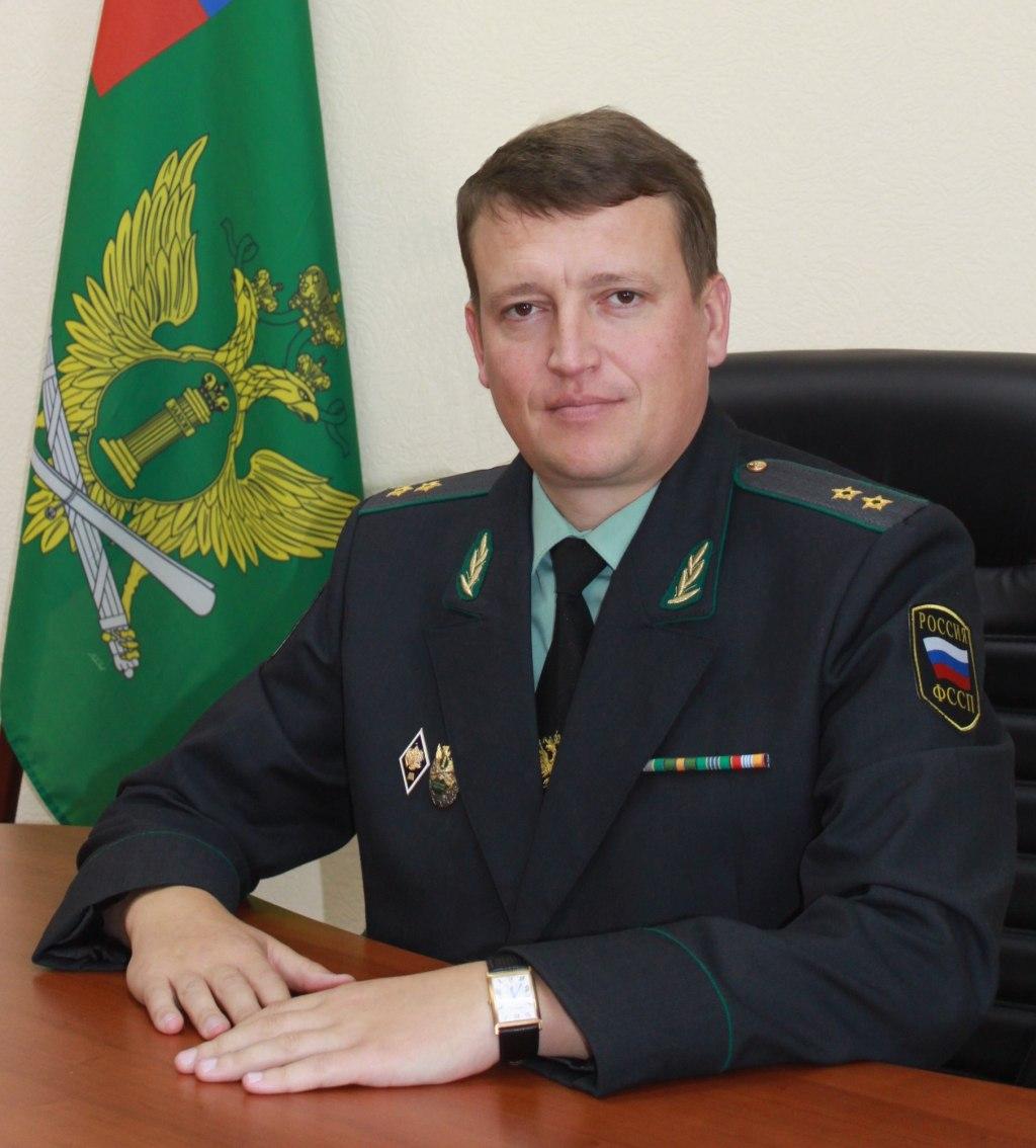 Главный пристав Курской области возглавит комитет по управлению имуществом