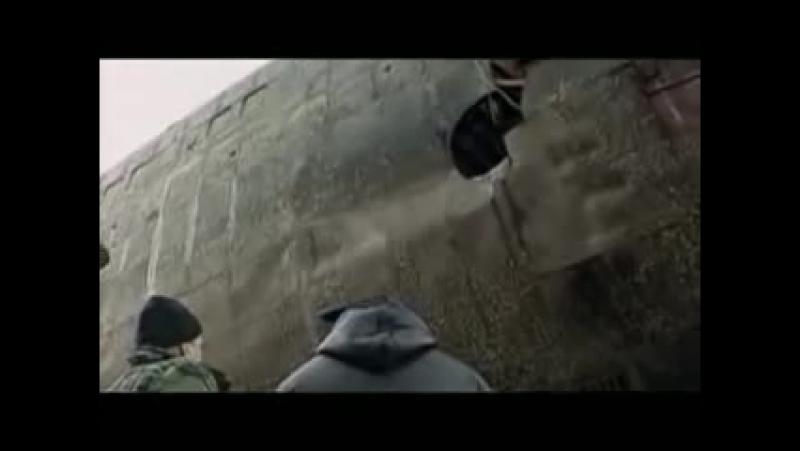 Д-ф пр-во Франция. Курск - подводная лодка в мутной воде. 1 ч. 12 мин