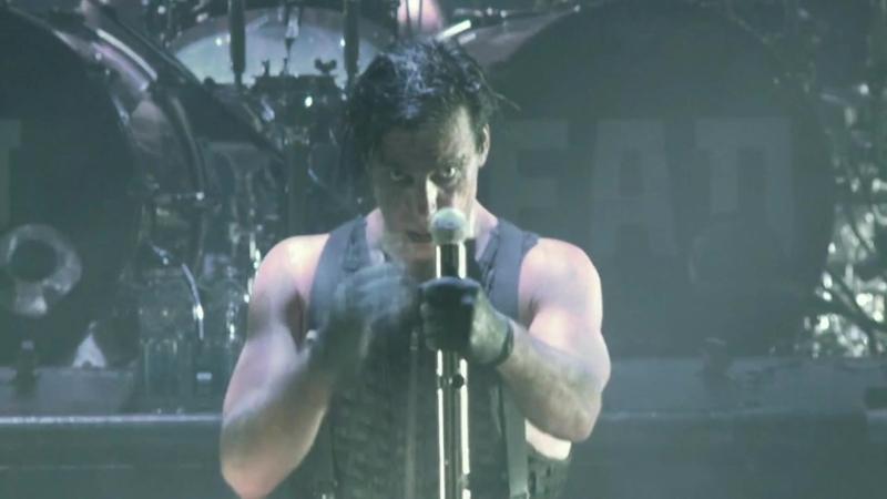 Rammstein - Links 2, 3, 4. (Live 2015г.)