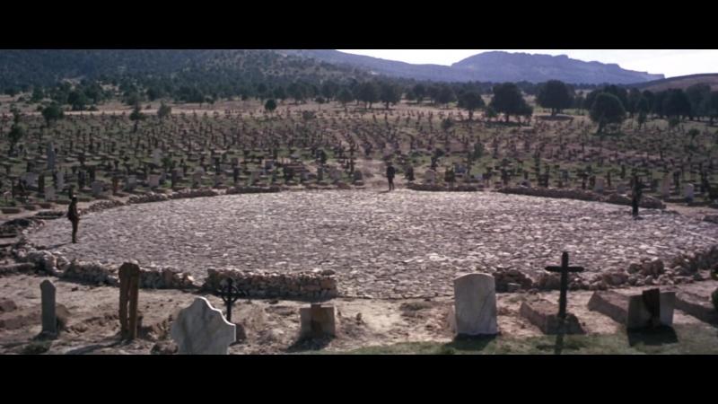 Final scene from The Good, the Bad and the Ugly | Il buono, il brutto, il cattivo (1966) реж. Серджио Леоне eng. rus. sub.