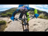 GoPro Aaron Gwin Rides Top of the World