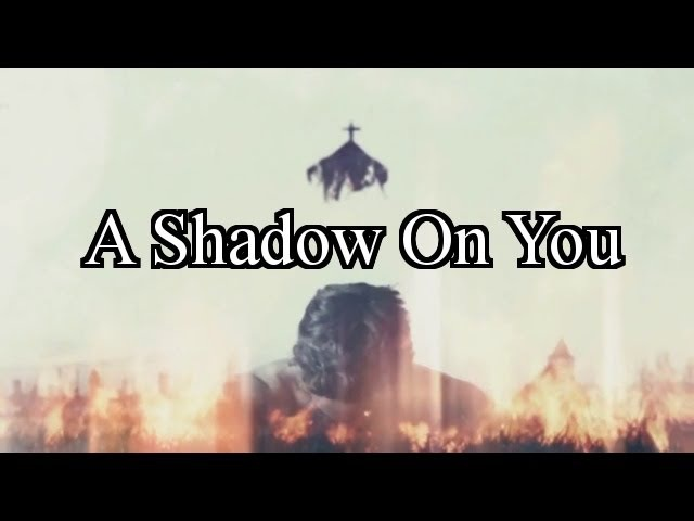 A Shadow On You (Rustin Cohle)