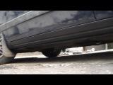 Видео-отчёт Частичная замена порогов Volkswagen Passat B3.