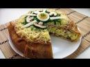 Закусочный торт ''Ошеломляющий успех'' с тремя вкуснейшими начинками