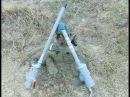 Немецкая каска из пластилина грязюка картофельная пушка воздушка и вальтер