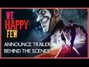 We Happy Few - Trailer Audio Behind the Scenes