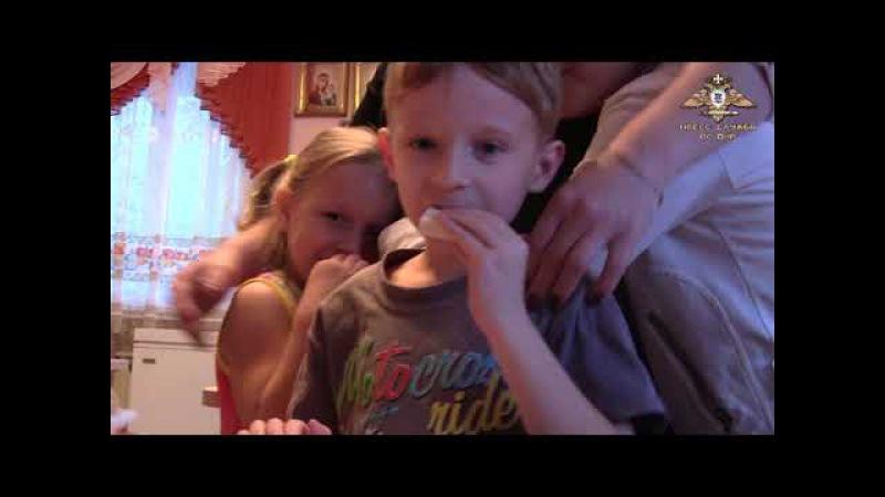 ВС ДНР помогли детскому дому семейного типа