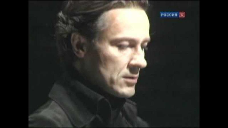 Олег Меньшиков в спектакле Демон