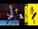 Damon Lindelof on Watchmen &amp Possible Lost Reboot   Comic-Con 2017  TVLine