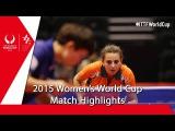 2015 Women´s World Cup Highlights: DOO Hoi Kem vs MESHREF Dina (Qual Groups)