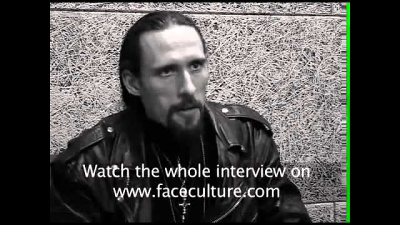 Интервью с Гаалом/Gaahl interview 2008 (1)