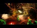 Sabat Czarownic 3D wersja 2D 12 min