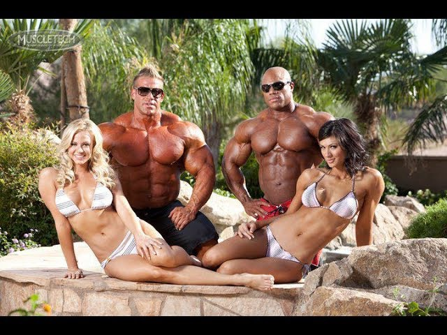 Best Bodybuilding Motivation with PHIL HEATH With Fitness Girl