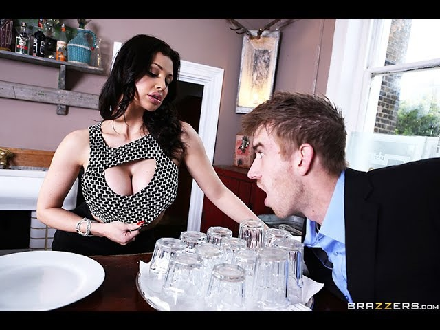 Danny D getting balls deep into big boobed Aletta Ocean