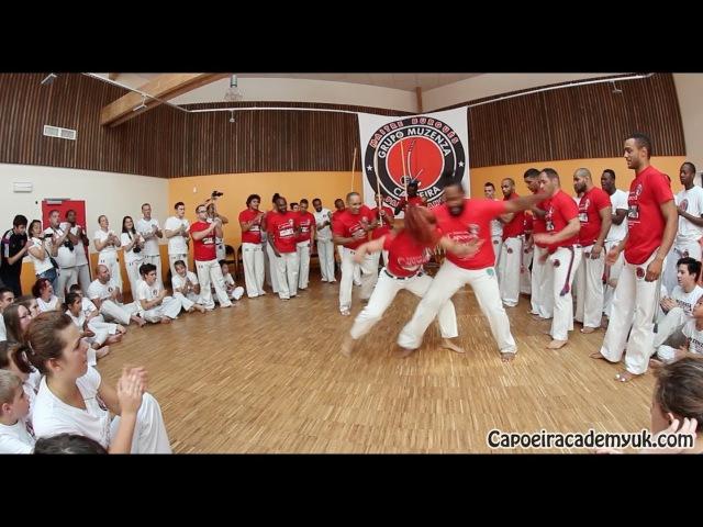 Capoeira Muzenza França | Roda SBGrande Convidados