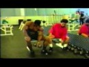Serge Nubret Training DVD - Chapter 9 Biceps Triceps