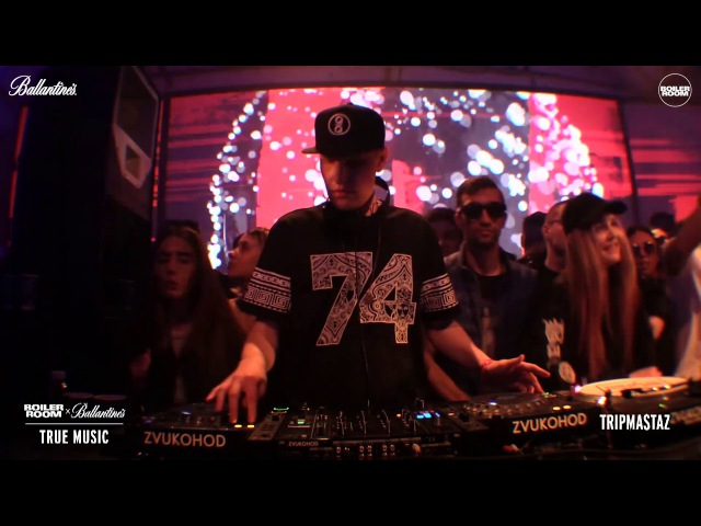 Boiler Room Ballantines Tripmastaz True Music Russia DJ Set