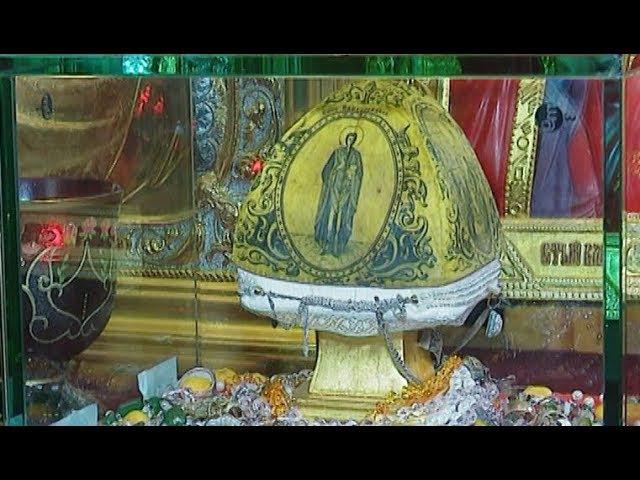 Скуфья великомученика Пантелеймона в Челябинске