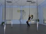 Pole dance Чебоксары #студиянова выступление Ксении