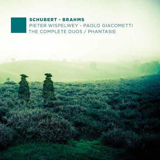 Pieter Wispelwey альбом F. Schubert, J. Brahms: The Complete Duos - Phantasie