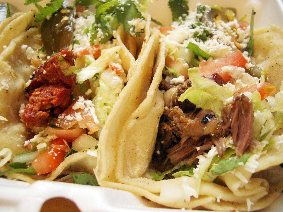 мексиканская готовая еда с доставкой