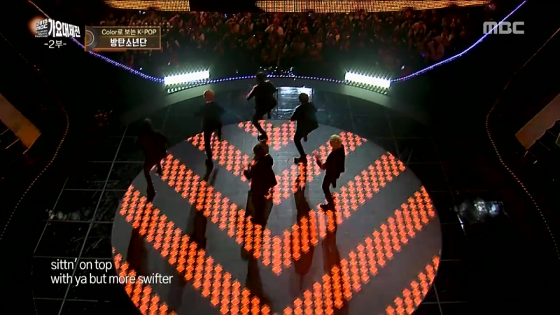 [v-s.mobi][2015 MBC Music festival] BTS - Perfect Man(Original by, SHINHWA), 방탄소년단 - Perfect Man 20151231