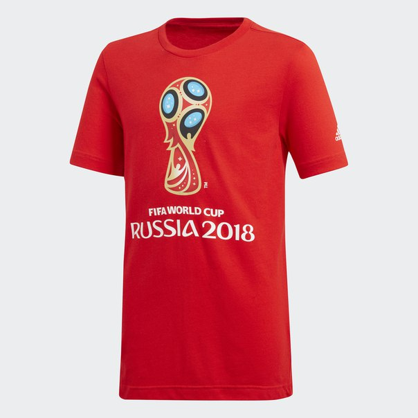 Футболка FIFA World Cup Emblem Graphic