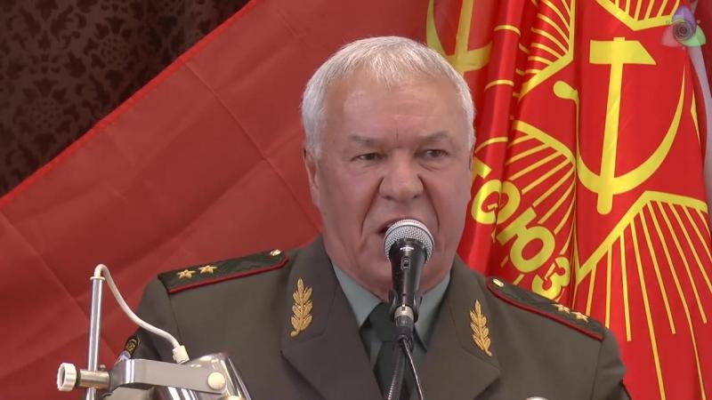 «Нужно брать власть в свои руки!»Выступление генерал-лейтенанта В.И.Соболева на IX съезде союза советских офицеров