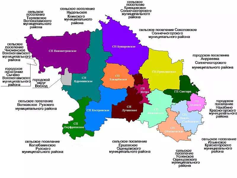 Какие события 2017 года вы считаете главными в жизни Истринского района?