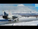 Воздушный бой Миг-31