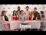 Shadowhunters cast talks Jonathan reveal, Jace and Clary butting heads